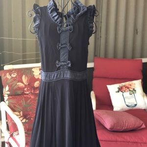 Black dress by Marc Jacobs